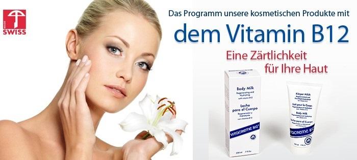 Vitacreme B12 Produkte