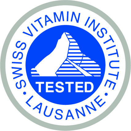 Swiss Vitamin Institute Gütesiegel für Vitacreme B12