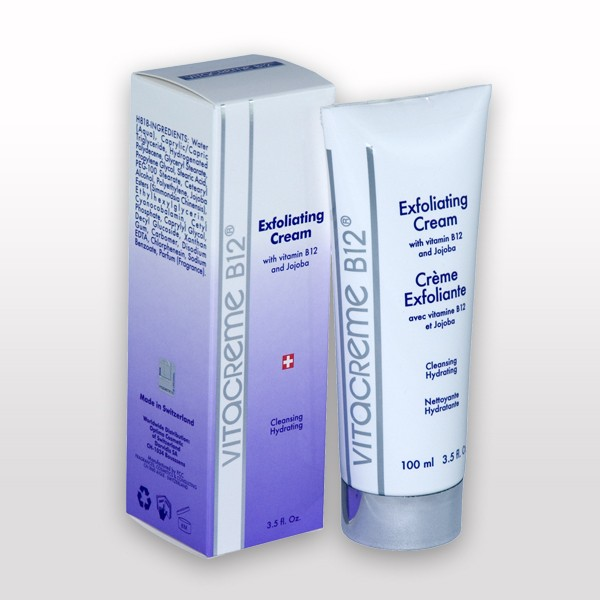Vitacreme B12 Exfoliating Cream