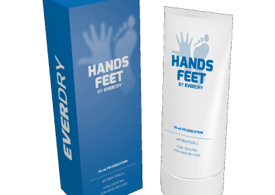 everdry-Antibakterielle Hand & Feet Pflegelotion-75ml_bonirola