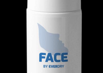 everdry-Antibakterieller Gesichtsreinigungsschaum-150ml_bonirola
