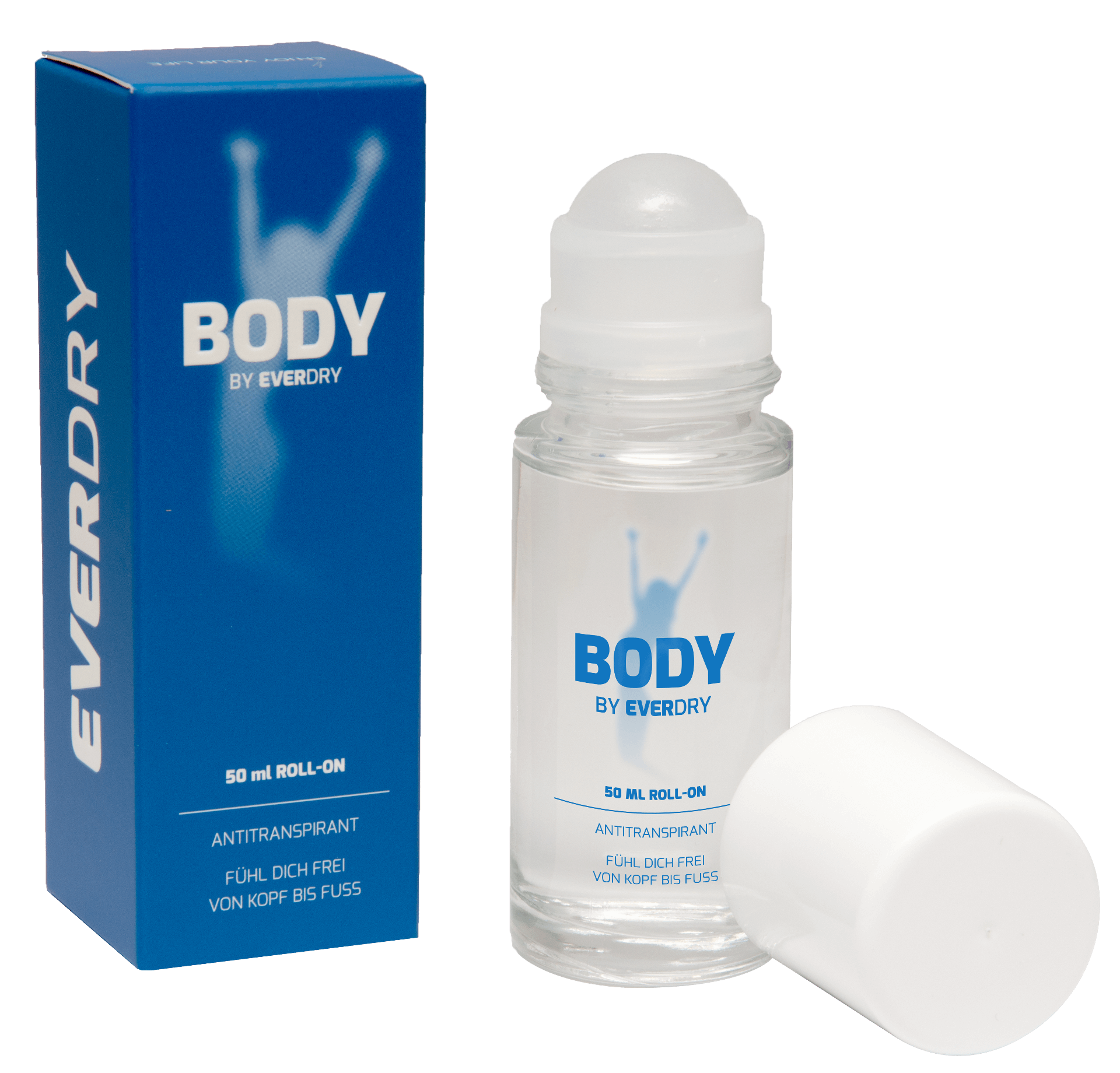 EVERDRY Antitranspirant Body Roll-On 50ml