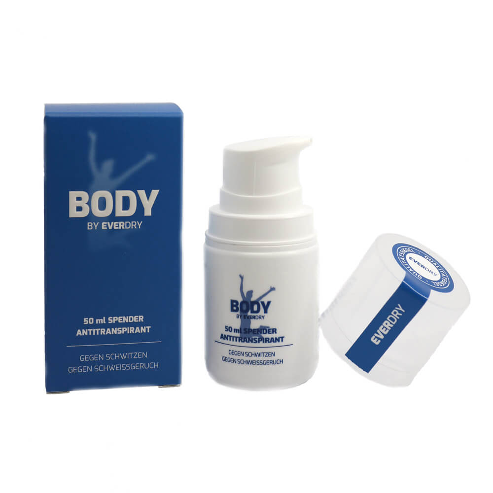 EVERDRY Antitranspirant Body im Spender 50ml